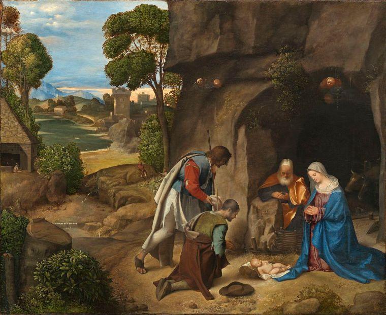 Giorgione_adorazione-dei-pastori_vita_opere_riassunto_due-minuti-di-arte