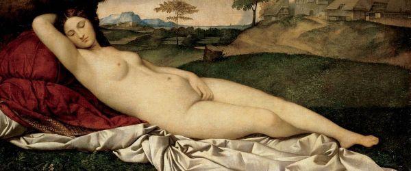Giorgione, Venere dormiente