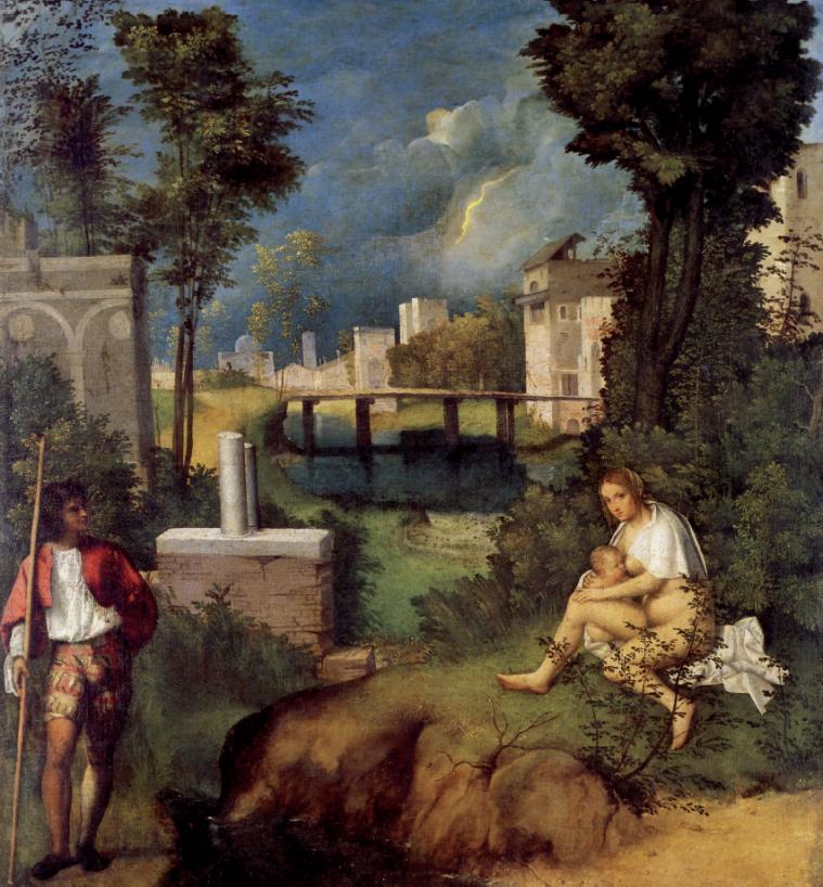 Giorgione_la-tempesta_vita_opere_riassunto_due-minuti-di-arte