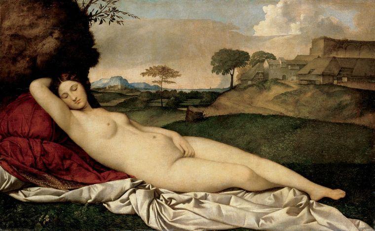 Giorgione_venere-dormiente_vita_opere_riassunto_due-minuti-di-arte