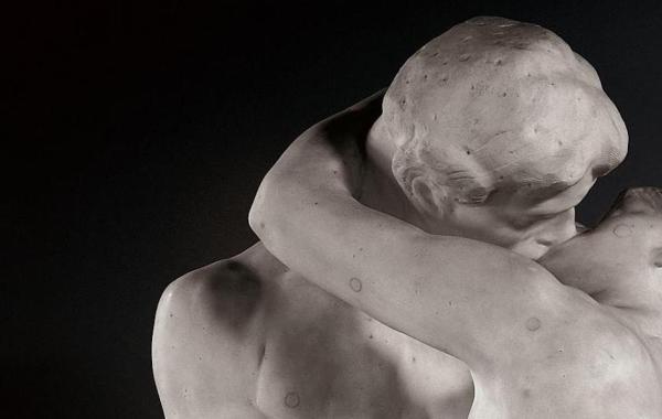 Rodin, Bacio (dettaglio)