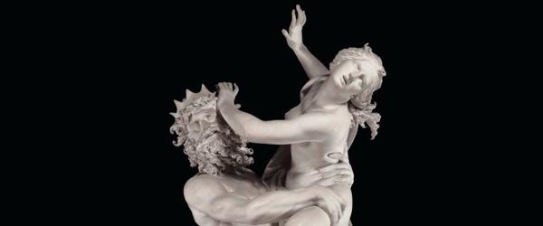 Gian Lorenzo Bernini, Ratto di Proserpina (dettaglio)