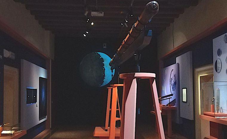 Mostra Galileo Padova cannocchiale