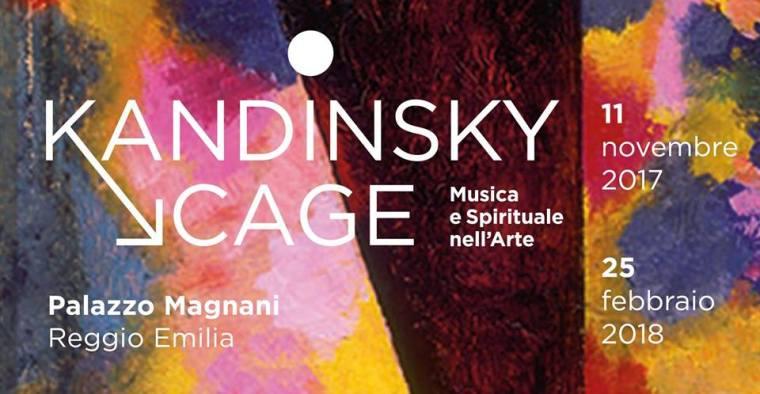 Kandinsky Cage a Reggio Emilia