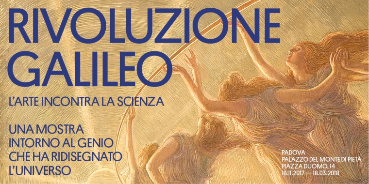 Mostra Galileo a Padova