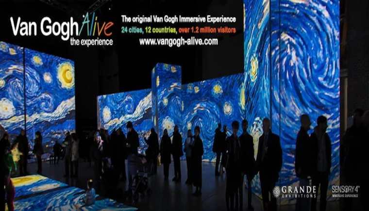Mostra van Gogh a Verona