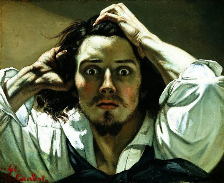 Gustave_Courbet_uomo_disperato_vita_opere_riassunto_Due-Minuti-Arte