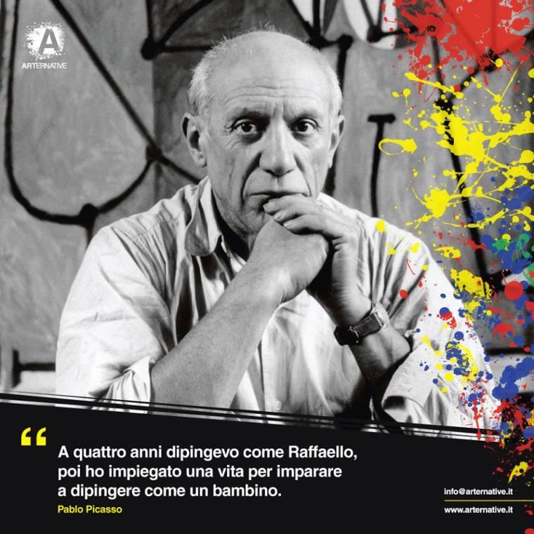 Picasso, citazione