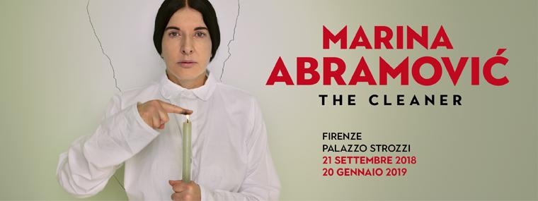 Mostra Abramovic Firenze