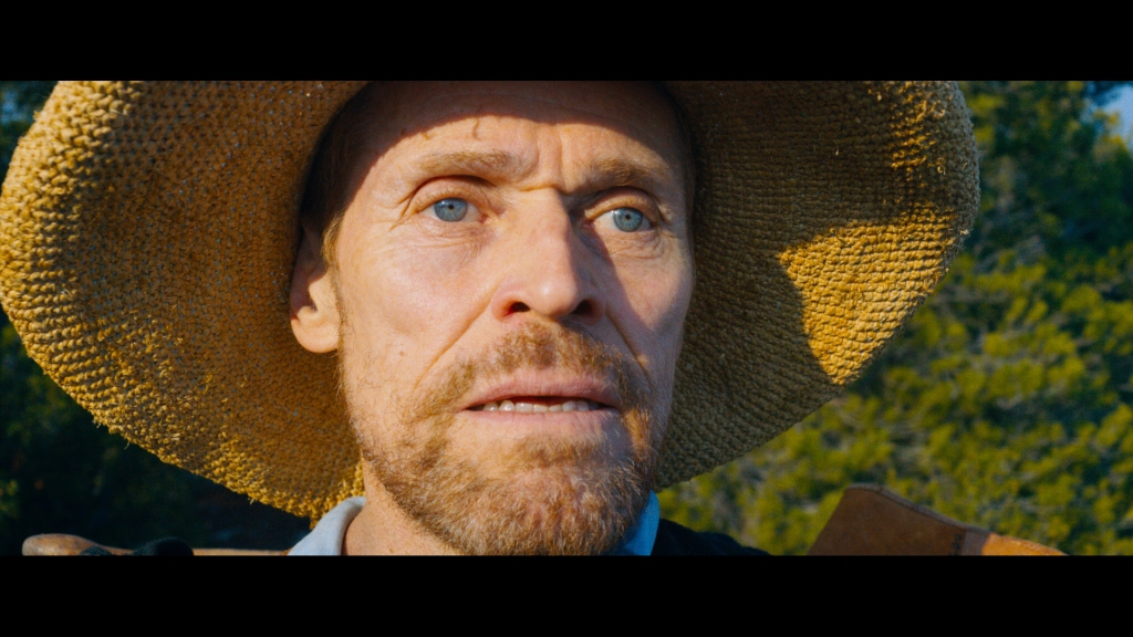 Willem Dafoe nei panni del geniale Vincent van Gogh
