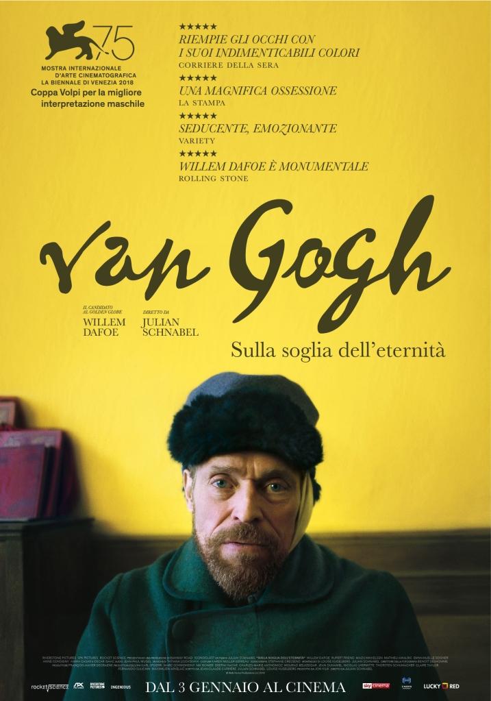 Van Gogh. Sulla soglia dell'eternità - Locandina del film